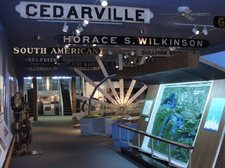 Dossin Great Lakes Museum Interior