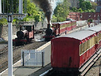 Isle Of Man Ferrocarril