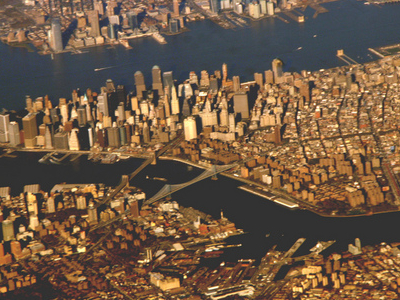 The Port Of New York And New Jersey Grew