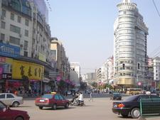 Downtown Pingxiang