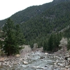 View Of The Lower Poudre Canyon