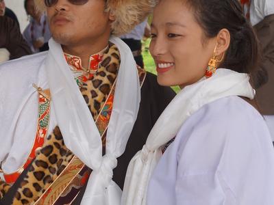 Mainpat - Tibetans In Festival