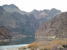 Black Canyon Of The Colorado At Nevada