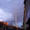 Dublin Spire At Dusk