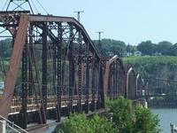 Dubuque Rail Bridge