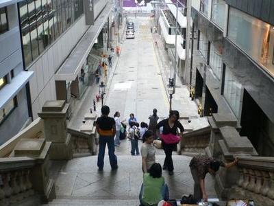 Duddell Street Steps