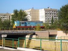 Bishkek Rail Overpass