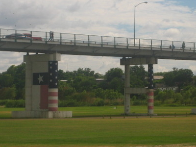 Eagle  Pass  International  Bridge