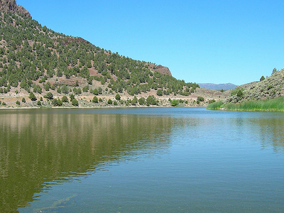 Eagle Valley Reservoir - Spring Valley State Park
