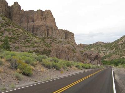 Eagle Valley Canyon