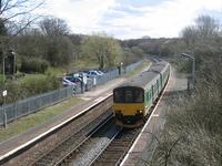 Earlswood la estación de tren