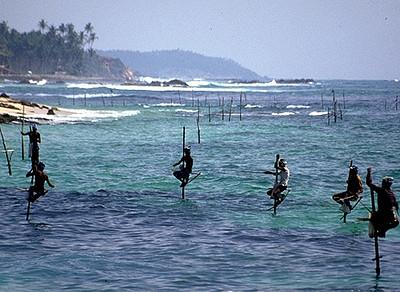 East Coast Close To Hambantota