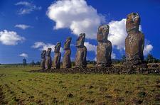 Easter Island Archaeological Ruins