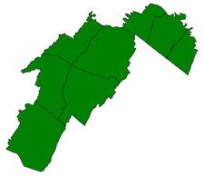 Eastern Panhandle W V