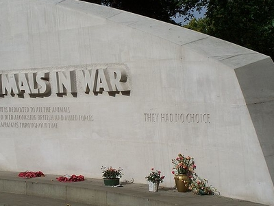 Eastern Section Of The Memorial