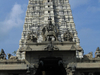 East Gopura Of Rameswaram Temple