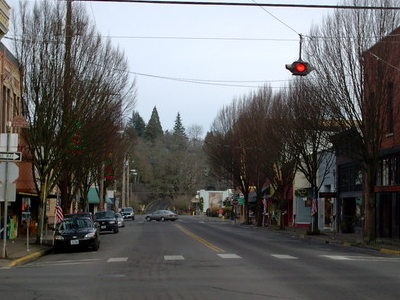 East Main Street In Downtown Silverton