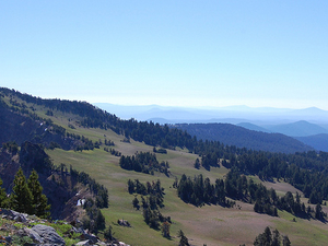 East Peak