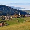 East View Of Diex , Carinthia, Austria
