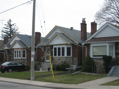 East  York  Bungalows