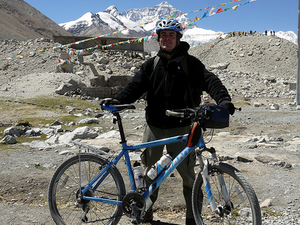 Tibet Cycling Tour Packages Fotos