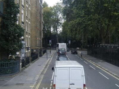 Chelsea Bridge Road