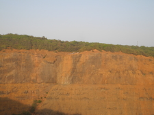 Echo Point From The Other Side - Matheran - Maharashtra - India