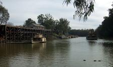 Echuca Docks Stevage