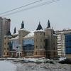 Eclectic Building At Kazan