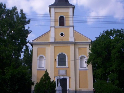 Catholic Church Of Ecser