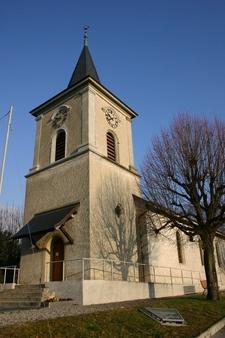 Church Of Ecublens