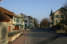 View Of The Village Square