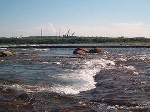 St. Marys Río