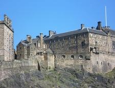 Edinburgh Castle Buildings