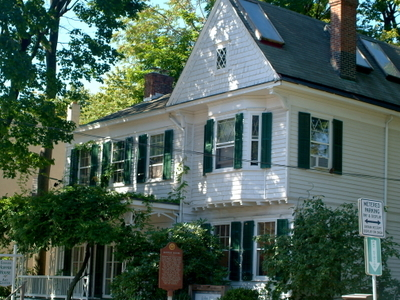 Edward  Hopper  Birthplace  Nyack