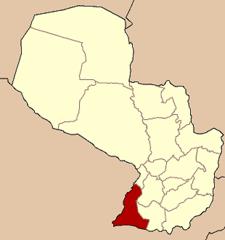 Eembucu Shown In Red