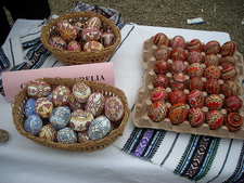 Eggs Impistrite Bukovina