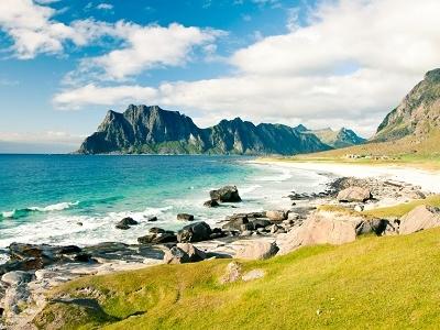 Eggum Beach - Lofoten Islands
