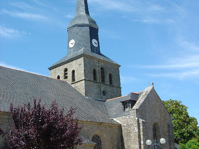 Church Notre Dame De Kerdro