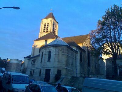 Ivry Sur Seine Church