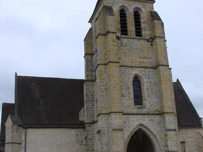 Eglise Notre  Dame De Vierzon
