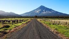 Egmont National Park Views - North Island NZ