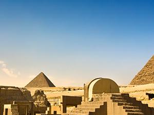 Cairo Pyramids & Alexandria & Nile Cruise by Flight