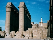 Amenhotep's Colonnade
