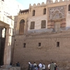 Islamic Mosque Over Pharaonic Temple