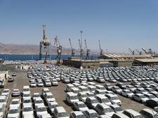 Eilat Harbor
