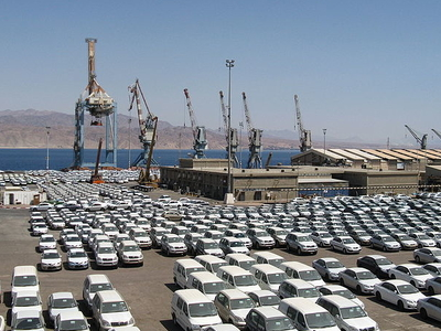 Eilat Harbor