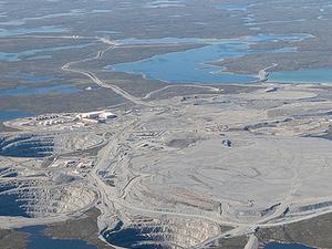 Ekati Diamond Mine