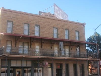Eklund  Hotel Clayton