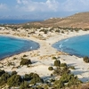 Elafonisos Island Simos Beach